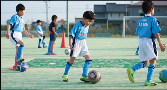 サッカーを学ぶ子供たちの素朴な疑問にジュビロ磐田 名波監督が答え ...