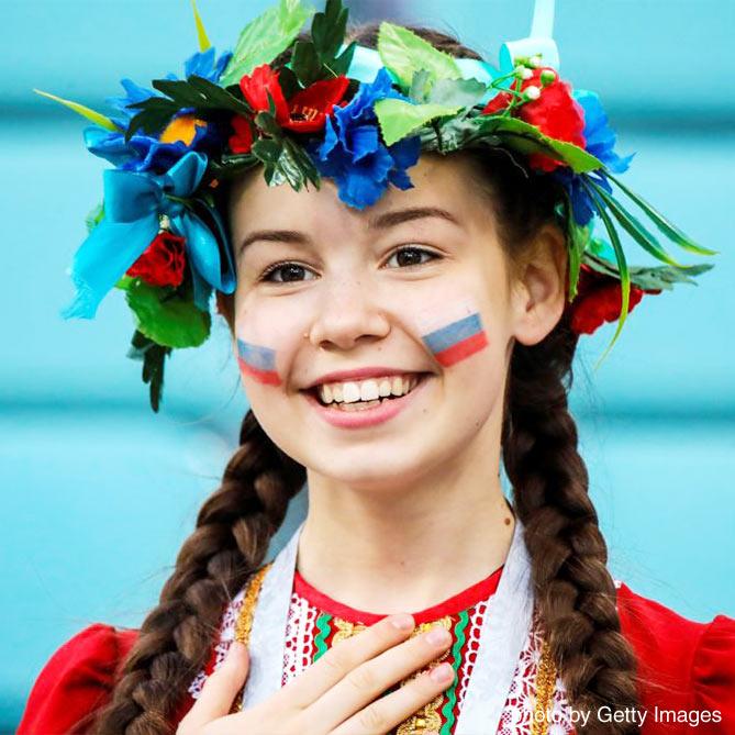 衣装 ロシア 民族
